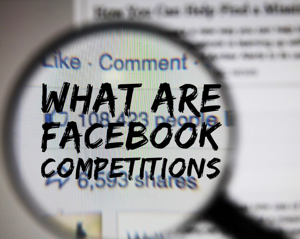 What are Facebook competitions?