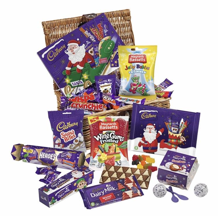 Cadbury Sharing Basket