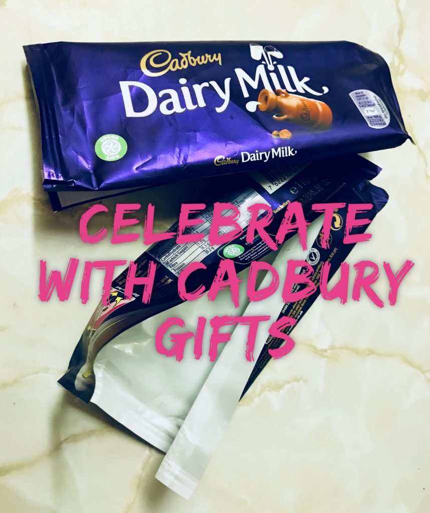 Give The Gift Of Cadbury Chocolate
