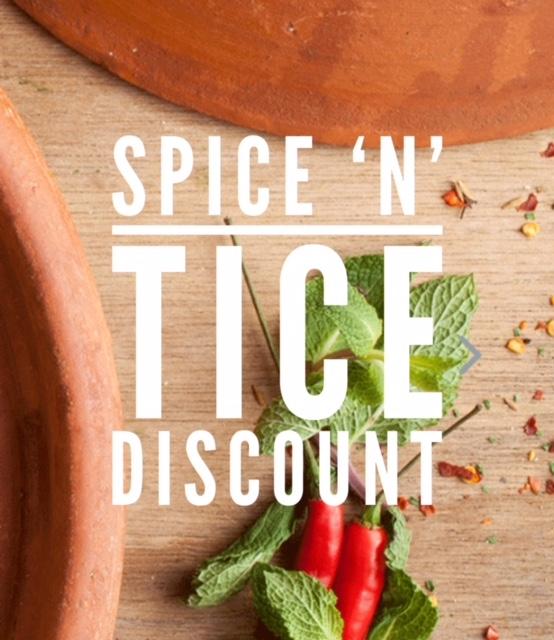 Spice'N'Tice Online Discount Code