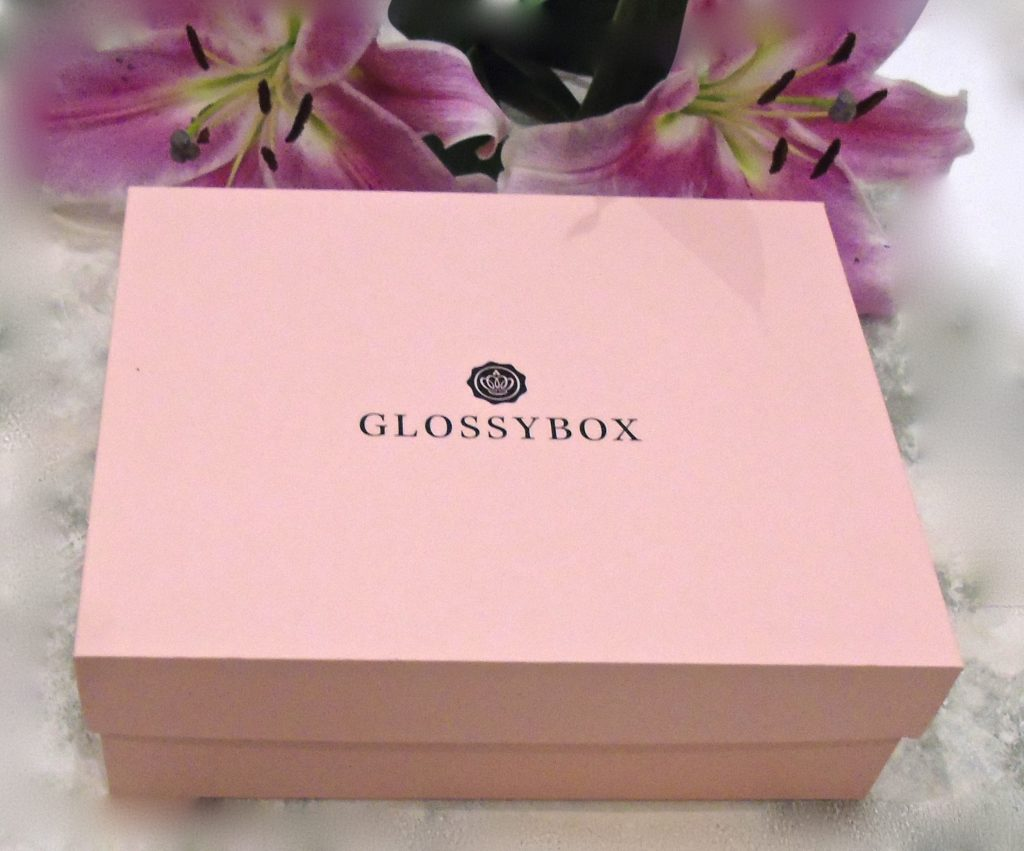 Glossybox Subscription April 2018 Contents