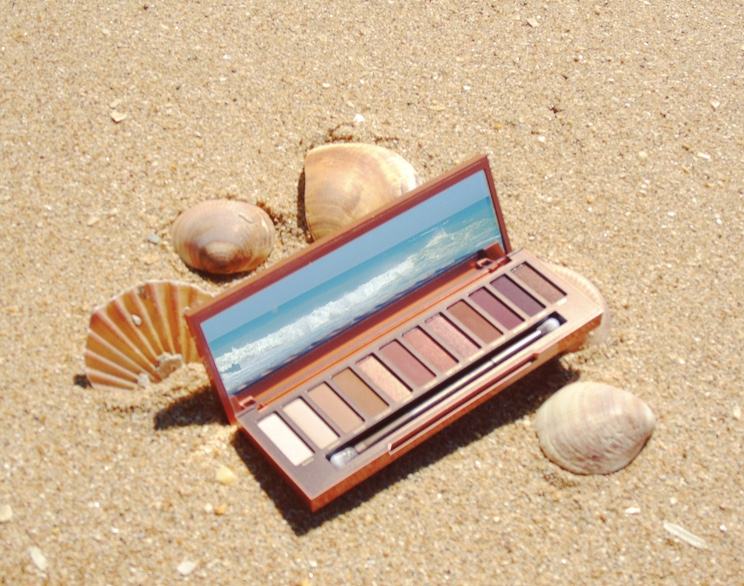 Feeling The Heat With Urban Decay