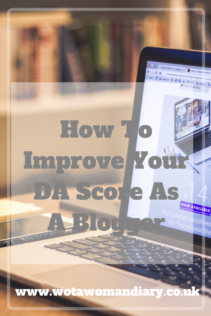 Improve Your DA Score