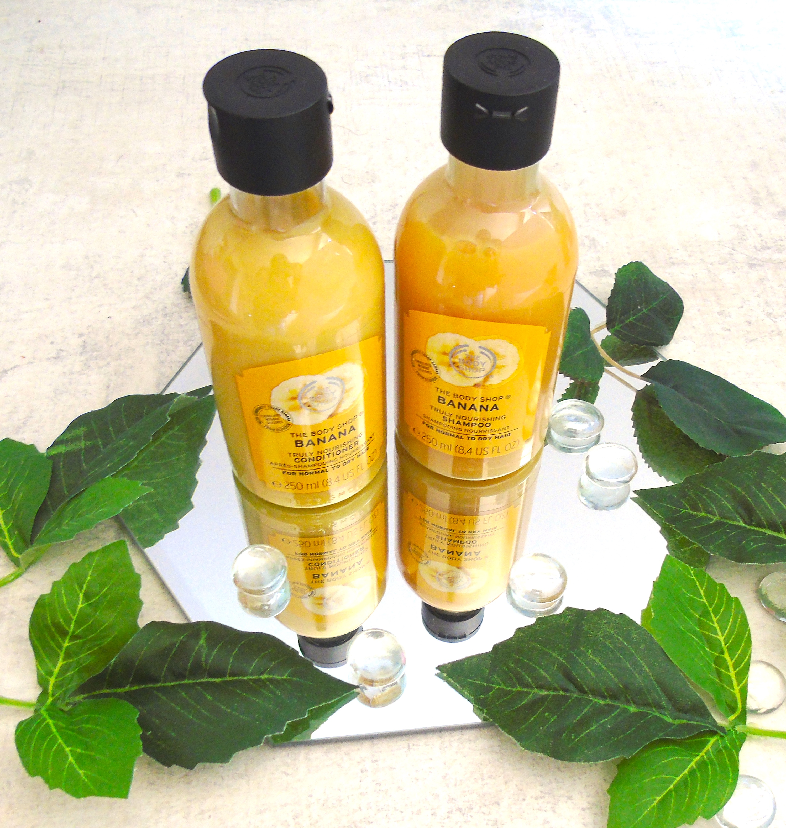 Body Shop Shampoo & Conditioner