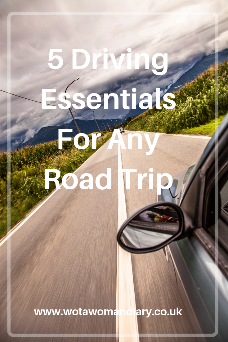 5 Essentials For Any Road Trip