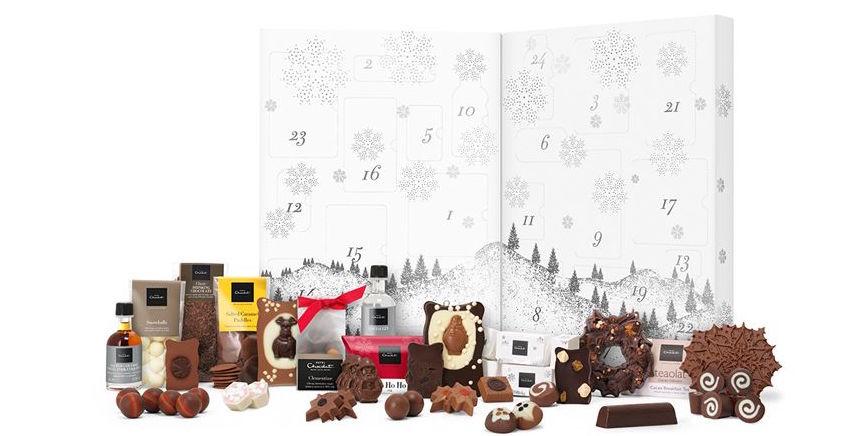 chocolat advent calendar 2018