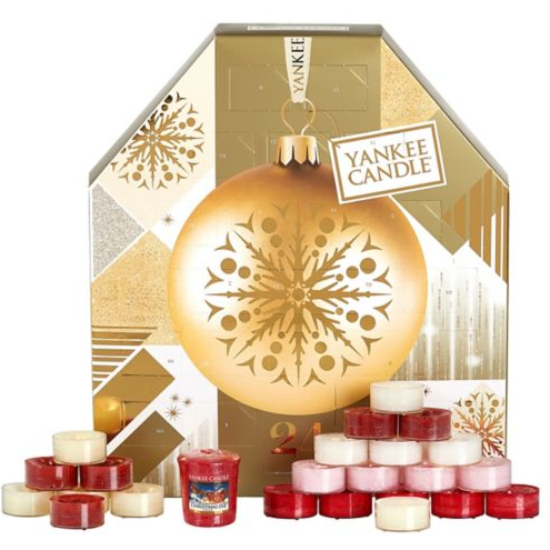 yankee candle advent 2018