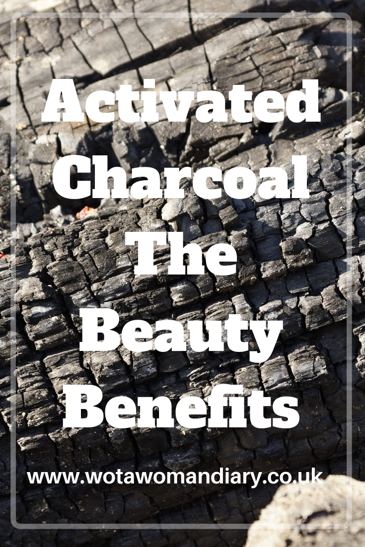 Activated Charcoal - The Beauty Benefits
