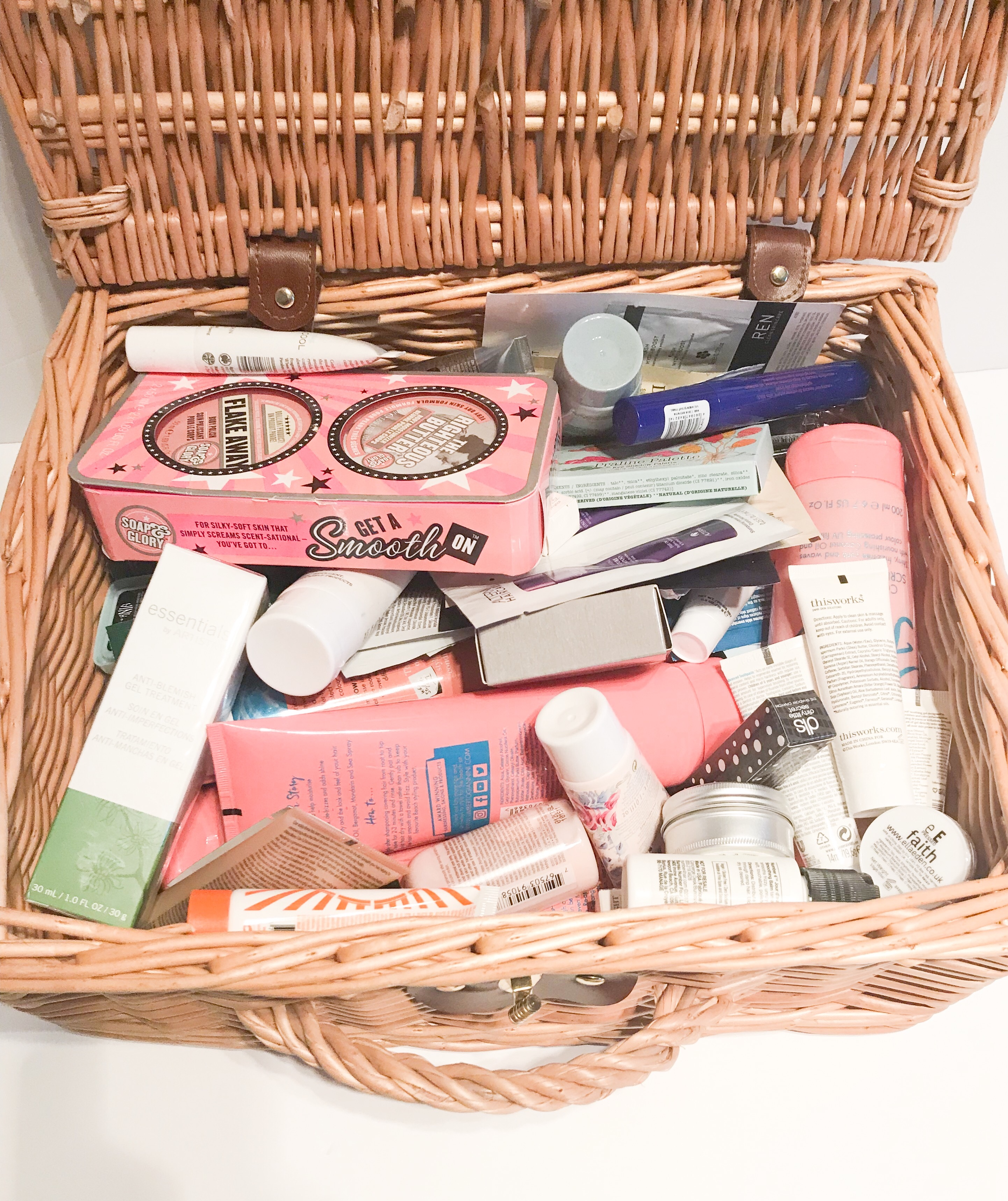 Self Care Pamper Hamper