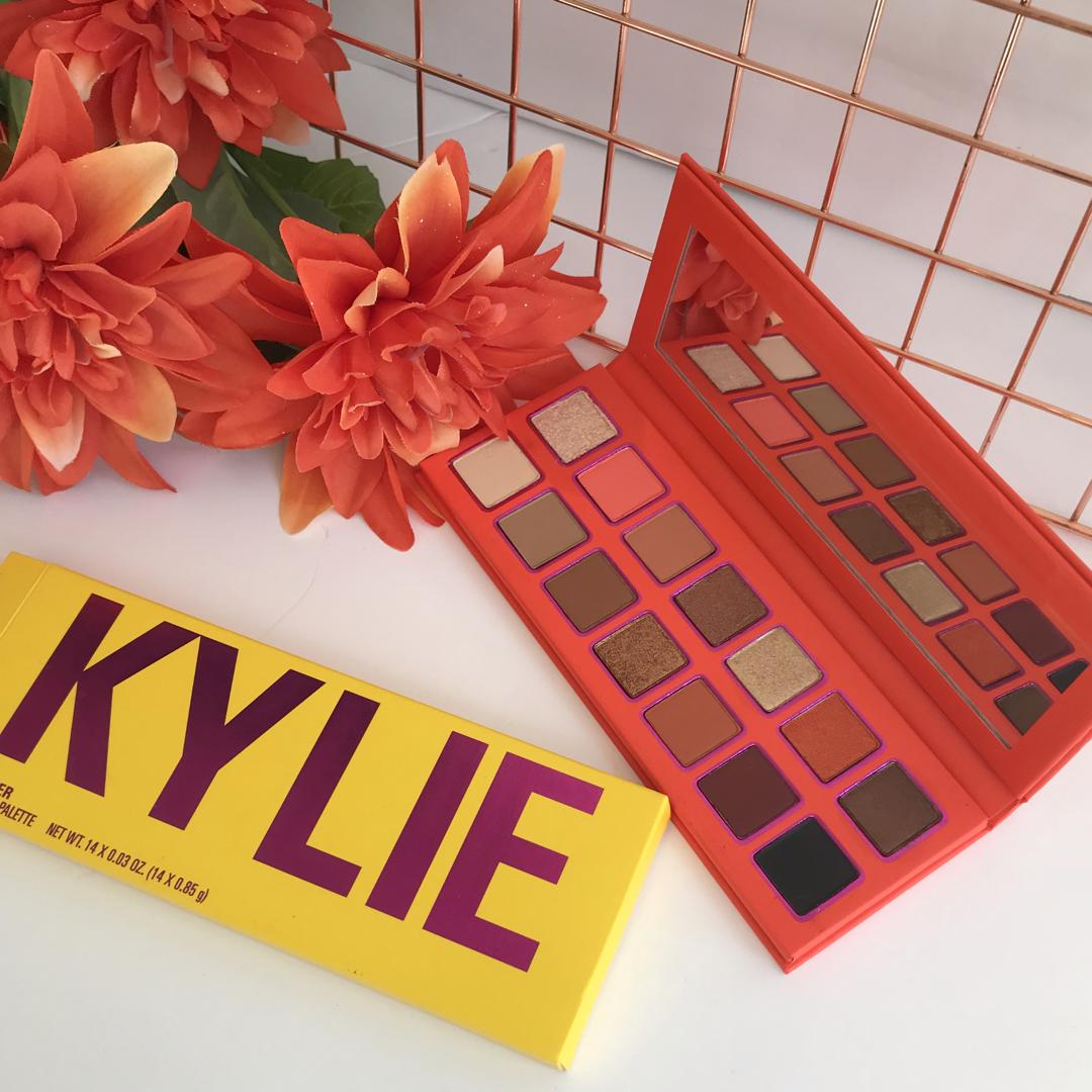 Kylie Cosmetics Summer Palette