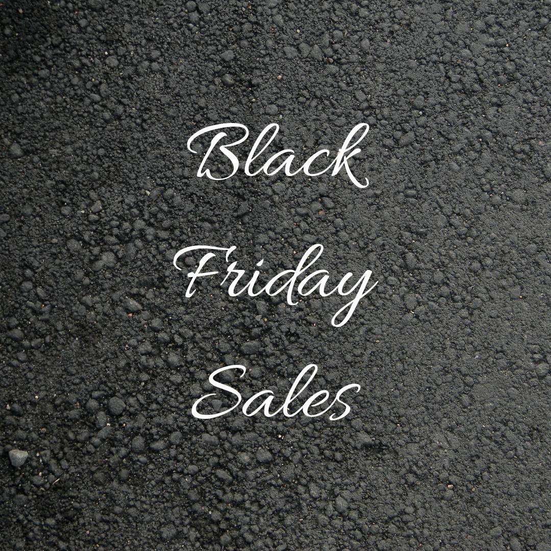 Black Friday Shopping List
