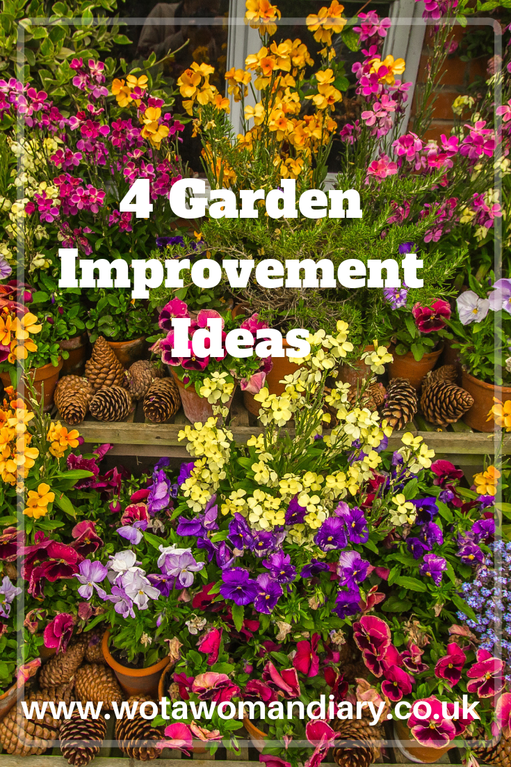 4 Garden Improvement Ideas