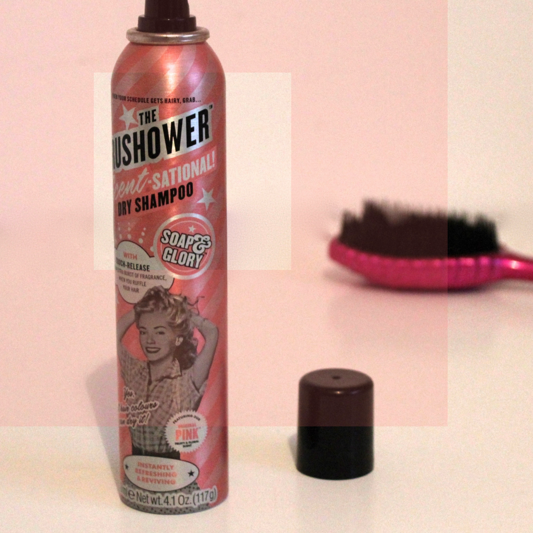 soap & glory hair care