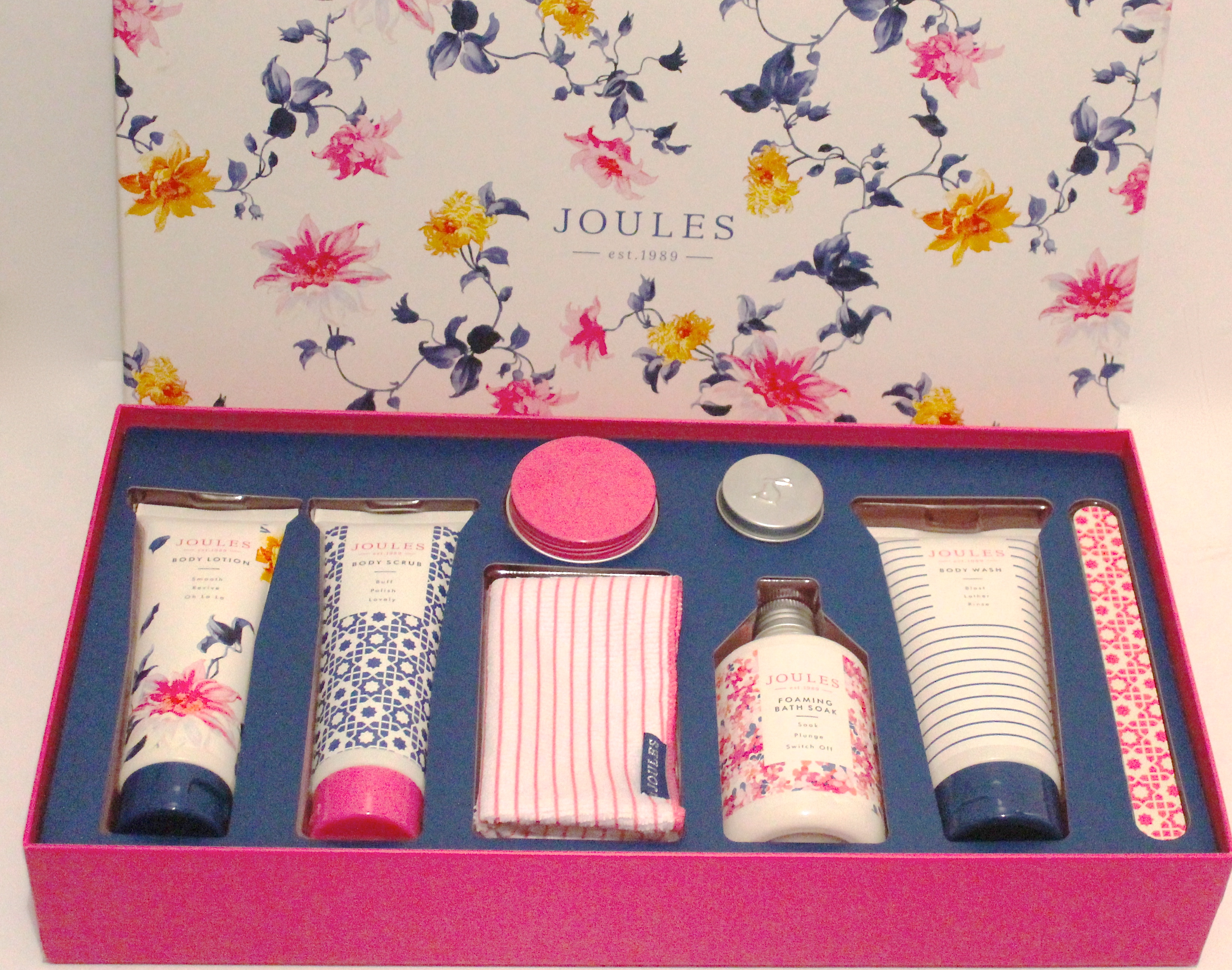 joules gift set