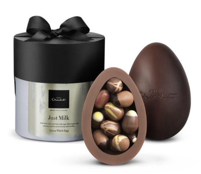 hotel chocolate easter egg