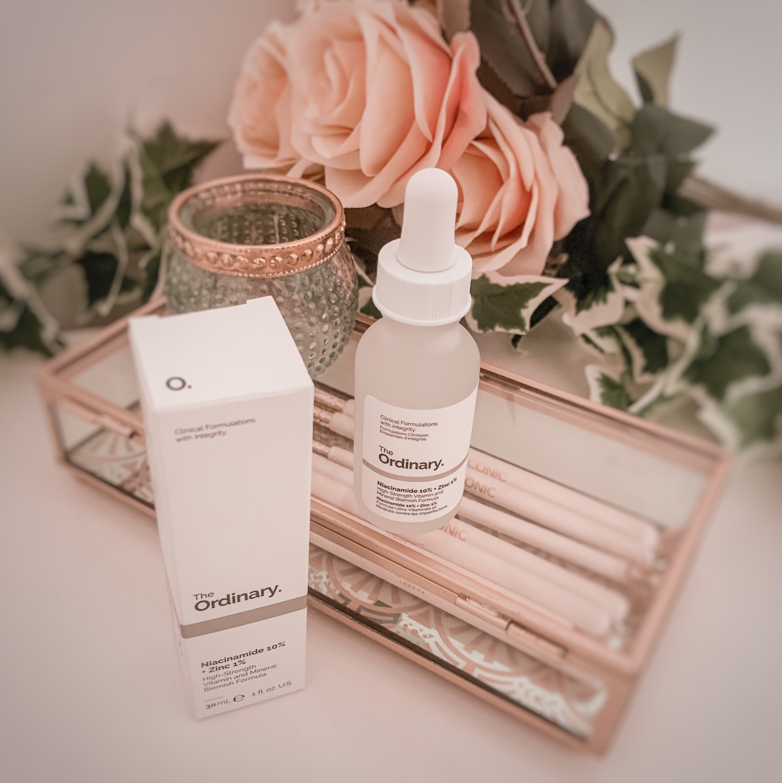 THE ORDINARY Niacinamide Bottle