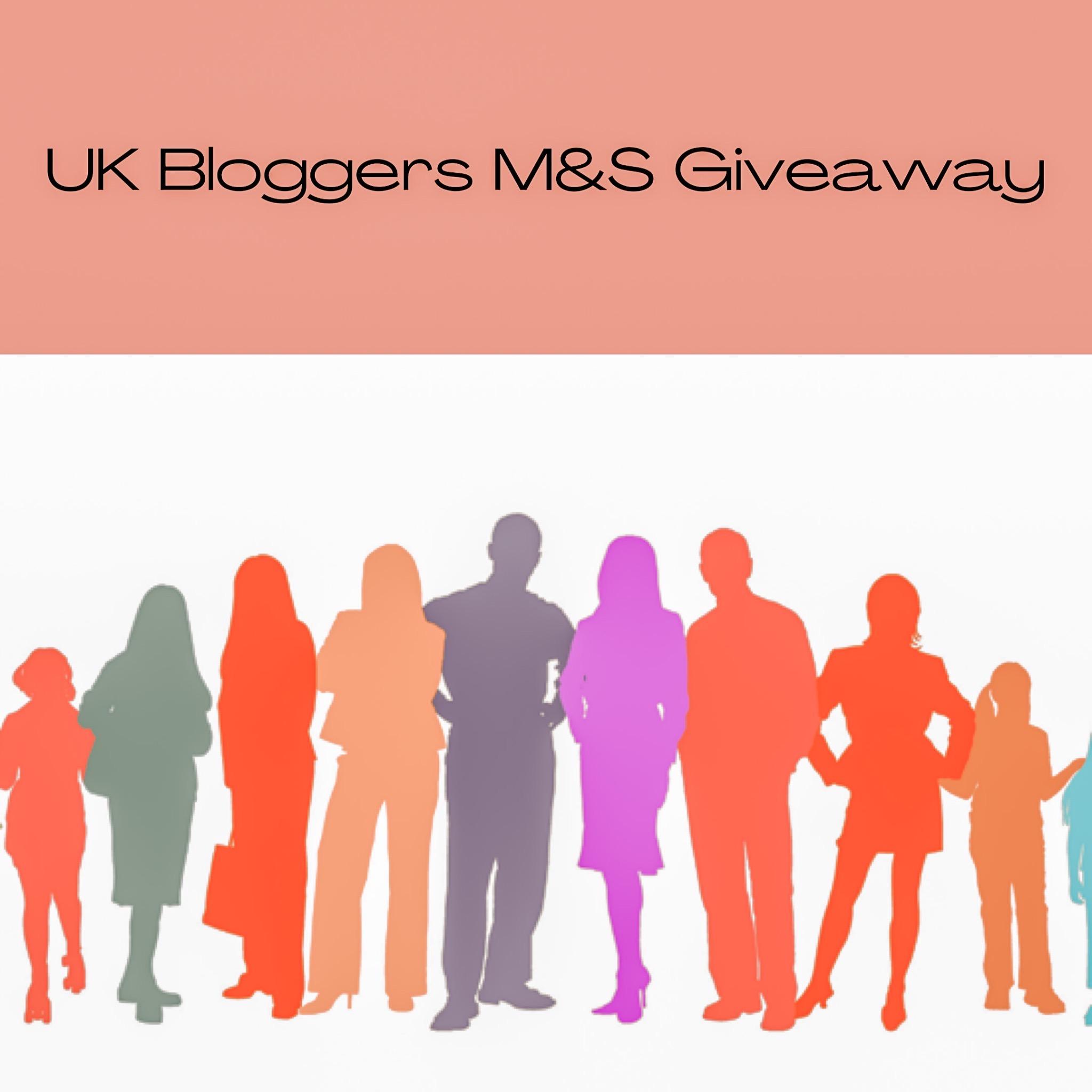 UK Bloggers M&S Hamper Giveaway