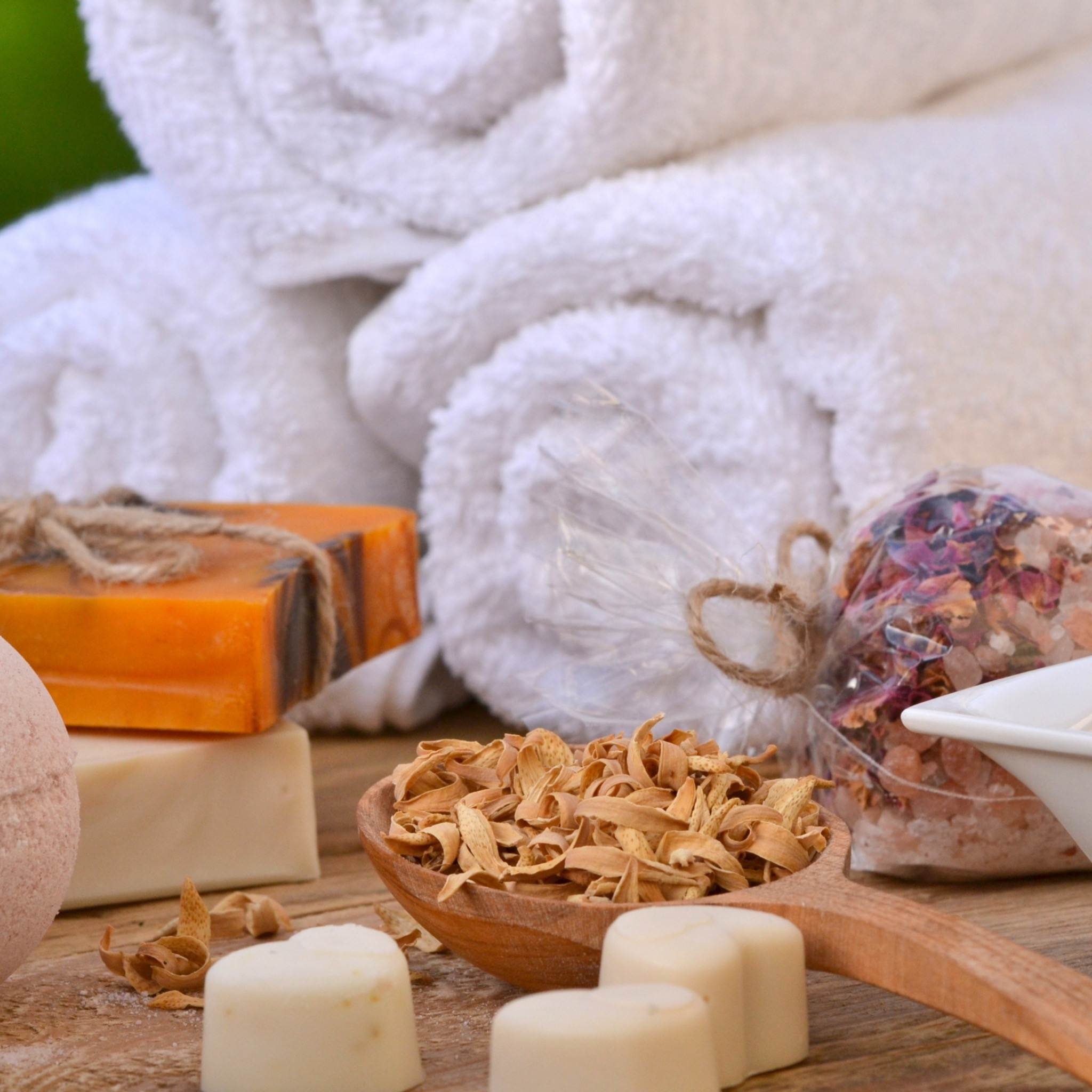 Create A Luxury Spa Experience At Home