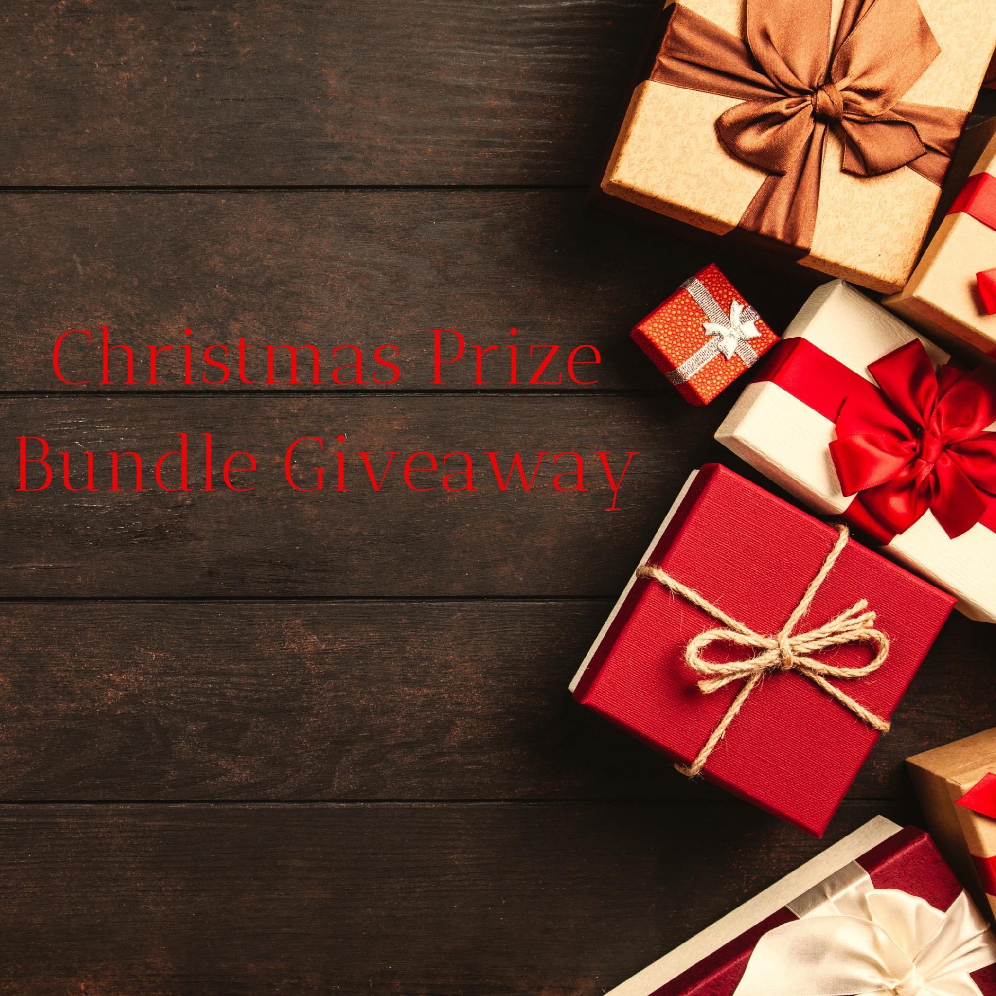 Christmas Prize Bundle Giveaway